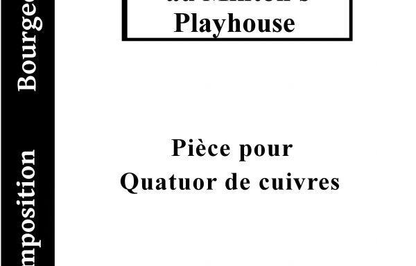 Ballade au Minton's Playhouse