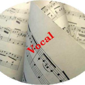 Répertoire Vocal